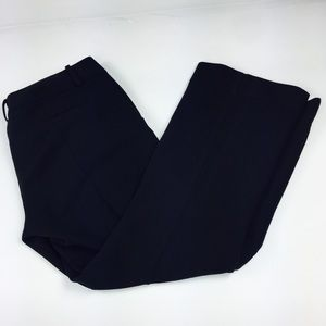 The Limited black Career dress pants 6R ankle